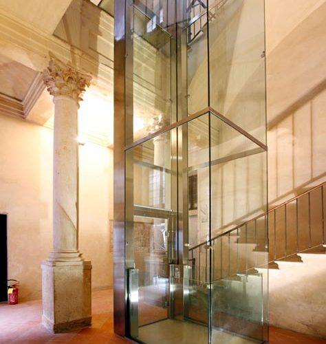 ascensori di lusso