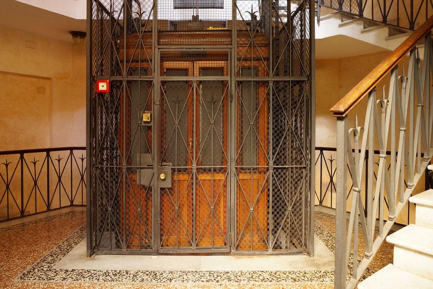 sostituzione ascensore modernizzazione