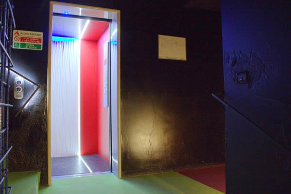 Ambient Hotel Primaluna ascensore