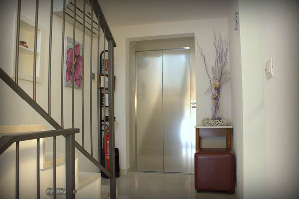 Hotel Orchidea ascensore