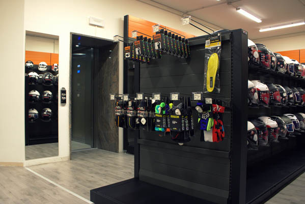 Ascensore Shop Bike Verona