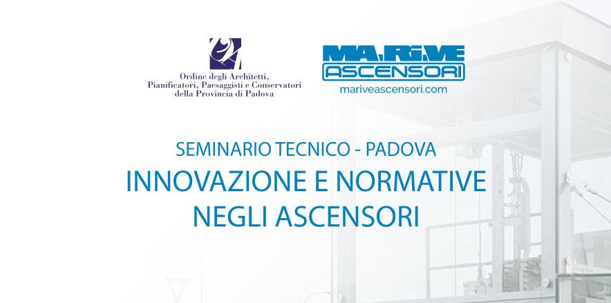 seminario-tecnico-ascensori-architetti-PADOVA
